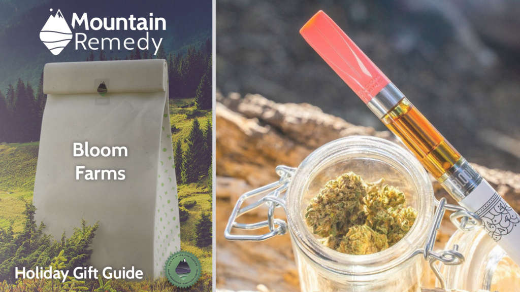Oakland made Bloom Farms - Cannabis Gifts Delivered!