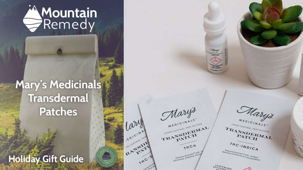 Mary's Medicinals Transdermal Pain Patches